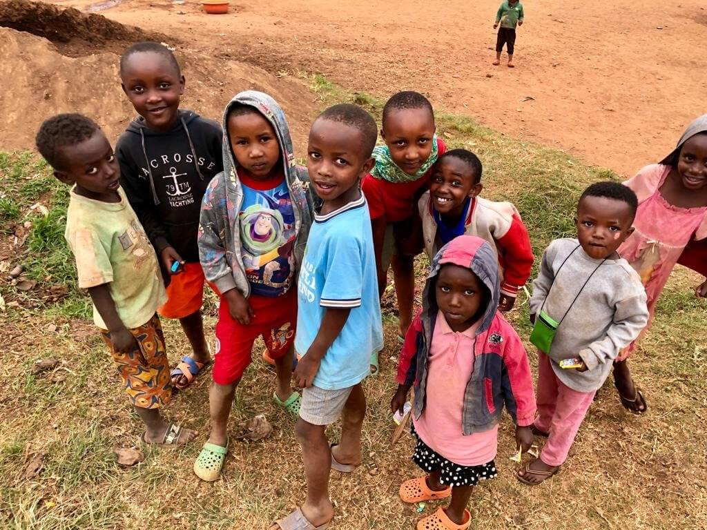 Compassion in Rwandan Refugee Camps