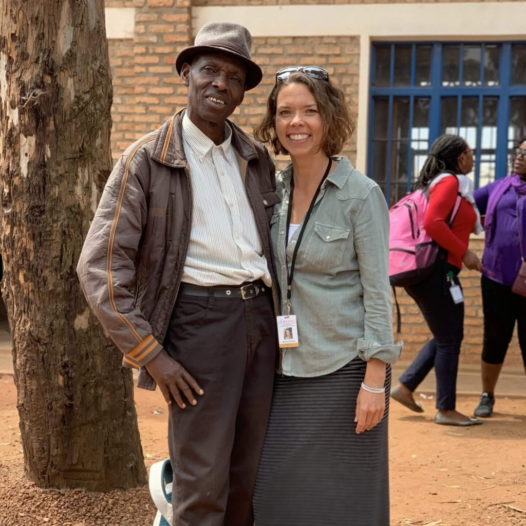 Compassion It - Compassion in Refugee Camp - Rwanda